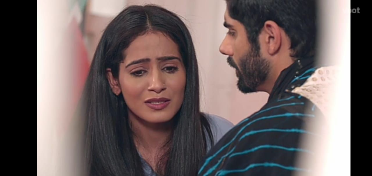 """Suddenly her eyes began to get cold and she started screaming at Ahan""""You can never be my sister-in-law, how dare you, my cousin?  Riddhima Bhabi later gave her life for you twice"""