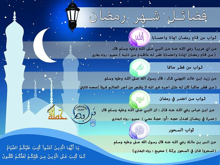 تطهر من ذنوبك بدقيقة ذكر فضائل شهر رمضان 1 Wattpad