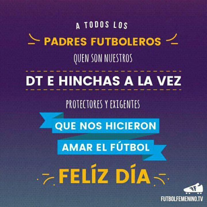 Fraces De Futbol Femenino Feliz Dia Papa Wattpad Mi felicitación en tu día: fraces de futbol femenino feliz dia