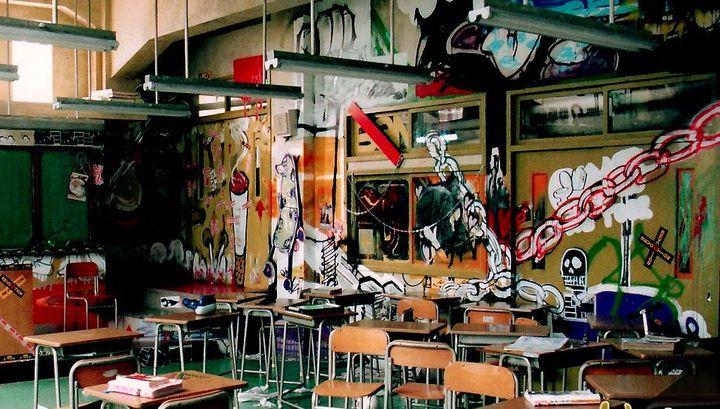 (3-D's Classroom)