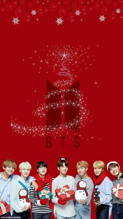 Bts Christmas Wallpapers Wattpad