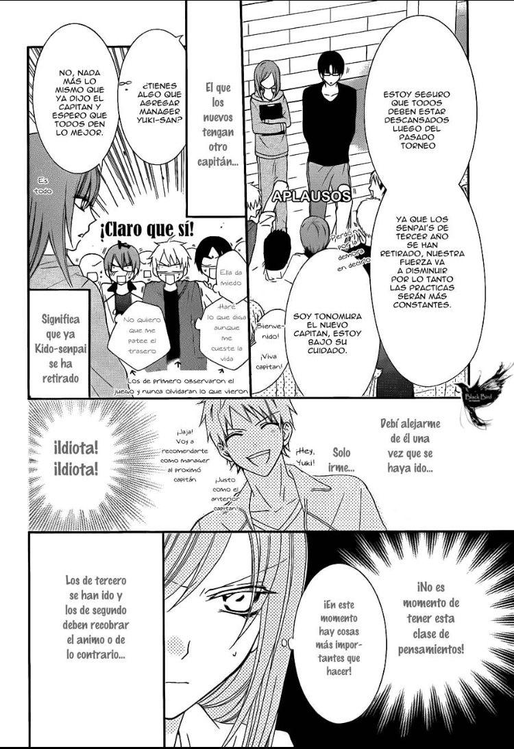 Namaikizakari Manga Capitulo 2 Wattpad