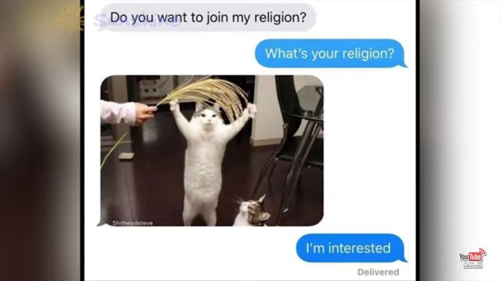 Does anyone know what religion this is I want to join