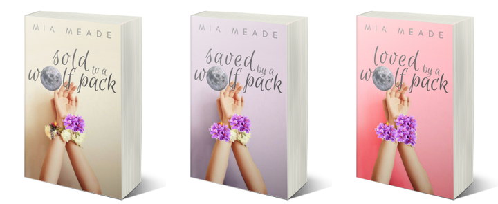 ♥ Sold to a Wolf Pack (Saffron, Book 1)   Completed, Edited ♥