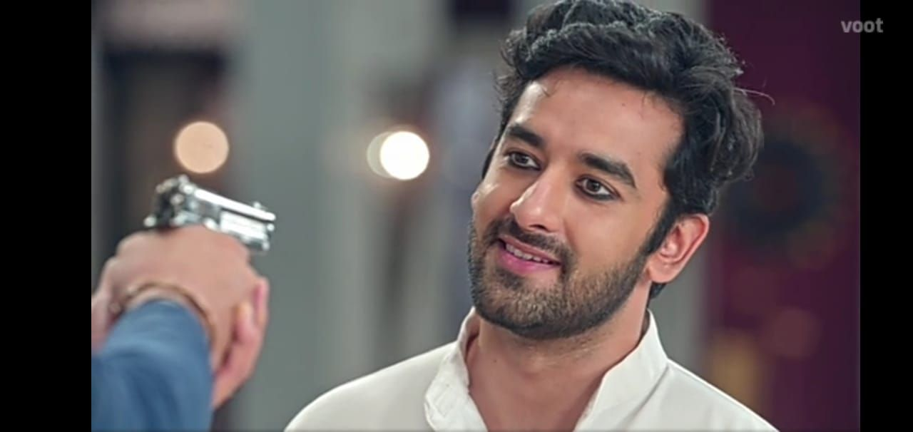 Kabir's eyes were closed but he still had a psychotic grin on his face, he knew his end was near but he also knew that his revenge was finally complete
