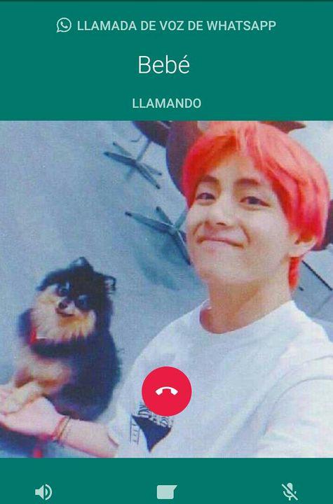 El celular seguía en su mano, como una especie de reemplazo a Taehyung, y sin evitarlo, miró la pantalla y lo llamó