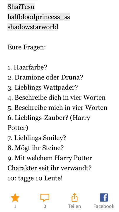 Nominirungen Und Andere Scheisse 3 Wattpad