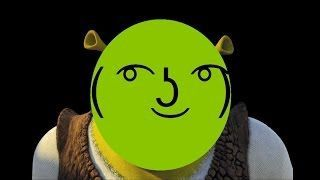 And also this Lenny face Shrek