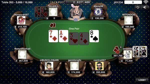 Bermain di Situs Poker Online Terpercaya adalah syarat mutlak yang harus Anda pahami agar bisa mendapatkan kenyamanan saat bermain