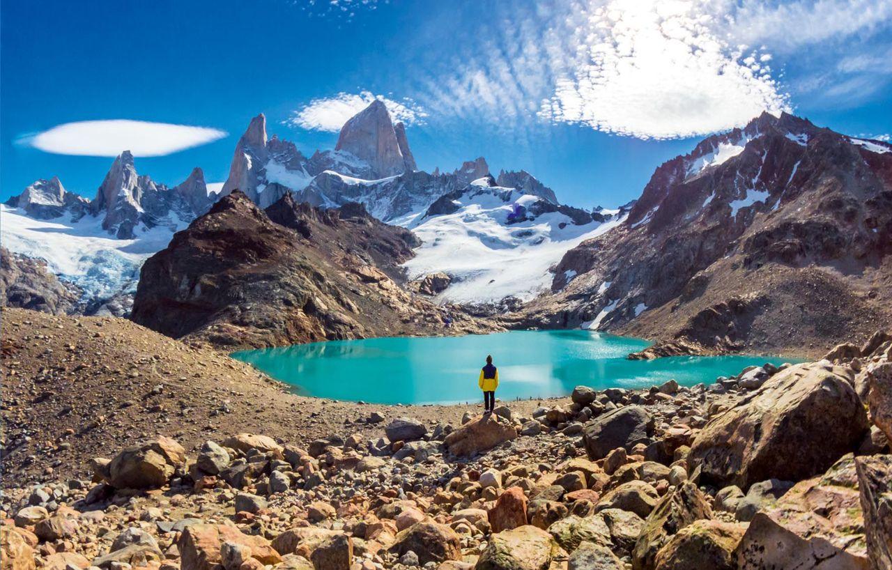 El Chaltén, que por muito tempo não passava de apenas uma vila, é hoje a cidade mais nova da Argentina