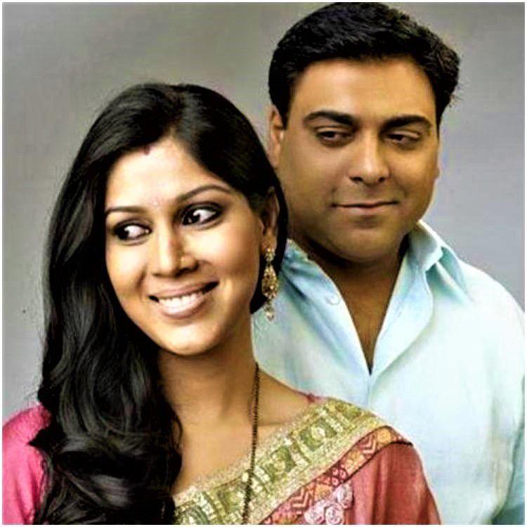 3) Manish Khanna as Ankush Raheja and Sudha Chandran as Yamini Raheja