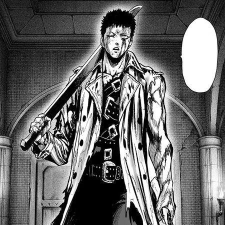Favorite Character: Garou (1st Horsemen)