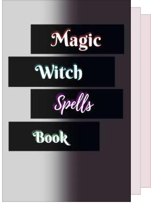 Spell books and stuff