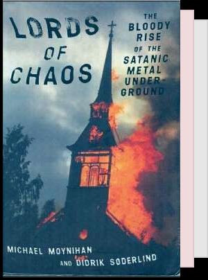 Libros de metal y rock