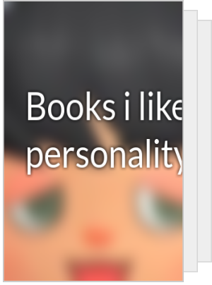 Books i like personality