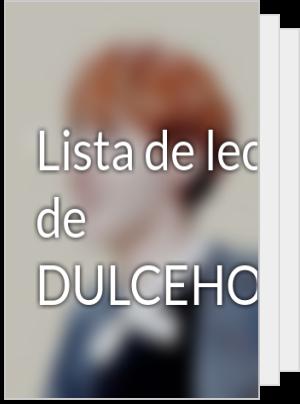 Lista de lectura de DULCEHOBI