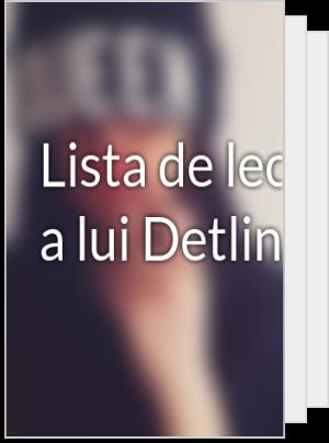 Lista de lecturi a lui Detlinde