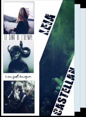 Percy Jackson/ Heros de l'Olympe