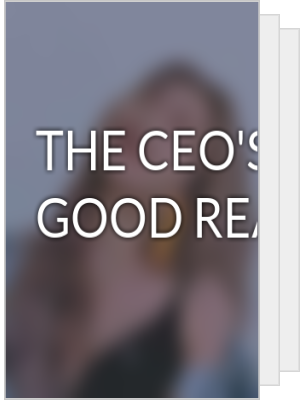 THE CEO'S OF GOOD READS