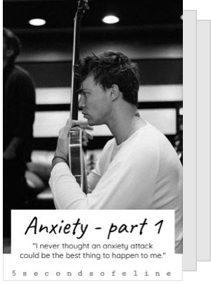anxiety trilogy