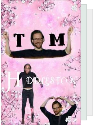 -Tom W. Hiddleston-Loki Laufeyson-