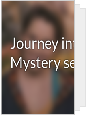 Journey into Mystery series