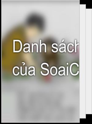 Danh sách đọc của SoaiCao