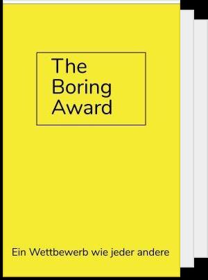Awards bei denen ich mitmache