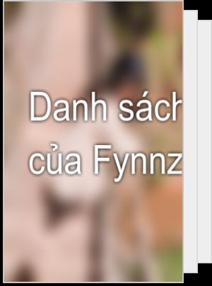 Danh sách đọc của FynnzBlog