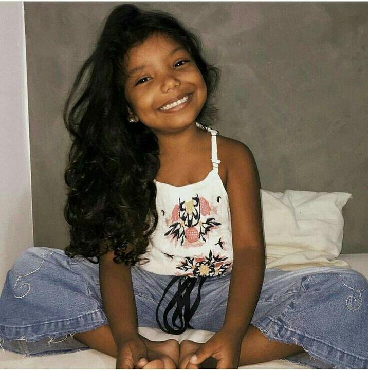 Beatriz, 7 anos