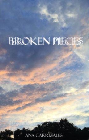 Broken pieces  by Depressedlove_15