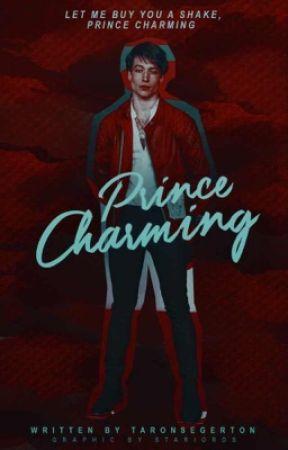 【 PRINCE CHARMING 】 by taronsegerton