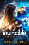 Invincible // Superman cover