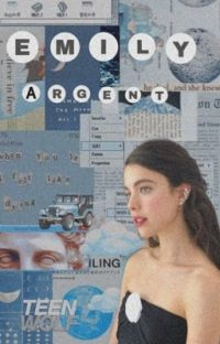¹ EMILY ARGENT • ¿𝐬𝐞𝐦𝐢𝐝𝐢𝐨𝐬𝐚? cover