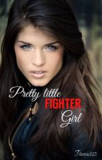 Pretty Little Fighter Girl by titanic123