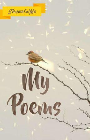 My Poems by cnnmnrlls_