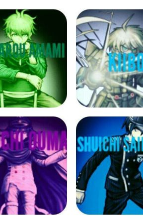 Ouma, Kiibo, Shuichi, Rantarou x Reader Oneshots by ult-chanseok