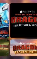 HTTYD 3: The Hidden World/Race to The Edge Seasons 4-6 Pics, Clips, News, Etc  by Ash91701
