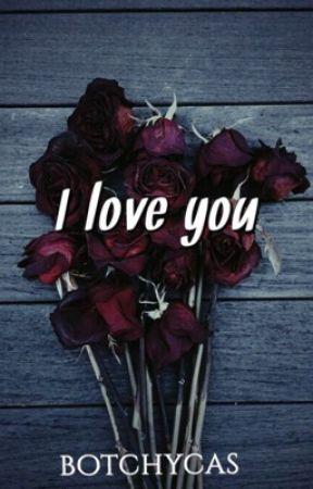 i love you >> destiel by botchycas