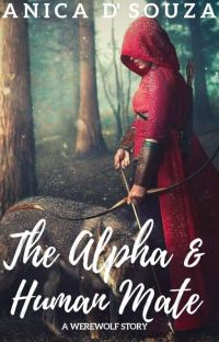 The Alpha And His Human Mate   cover