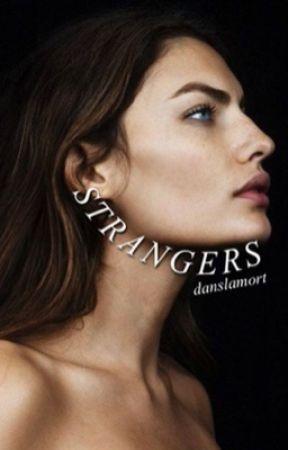STRANGERS | jason todd + by danslamort