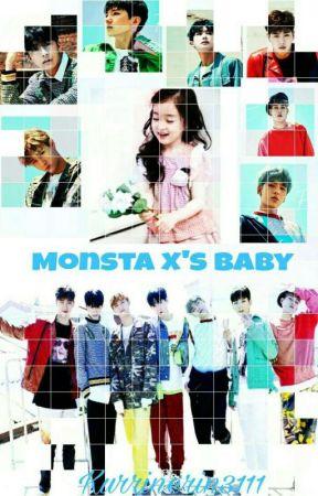 Monsta X's Baby by Assmodeus69
