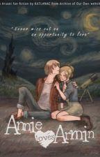 Annie Loves Armin by skyrules177