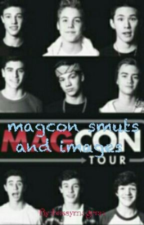 Magcon and others smuts And Images  by crossantduh