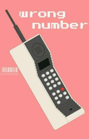 wrong number - a brallon fic by dallonweaks