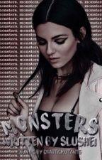 monsters | riverdale by slushei