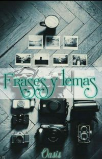 FRASES Y LEMAS cover