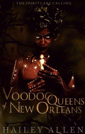 Voodoo Queens of New Orleans - Vol. I    ✓ by ceaselessmind