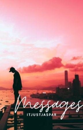 Messages :: Ksimon by itsjustjaspAr