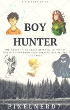 Boy Hunter by badlucj